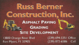 Russ Berner Construction Inc.
