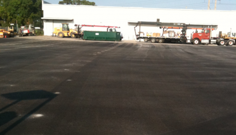 Asphalt Paving | Russ Berner Construction Inc. | Fort Myers, FL | (239) 694-5351